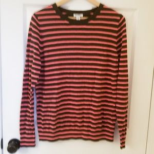 🍁Old Navy Grey and Pink Sweater-NWOT